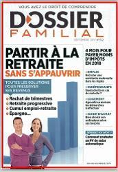 Dossier Familial Partir à la retraite