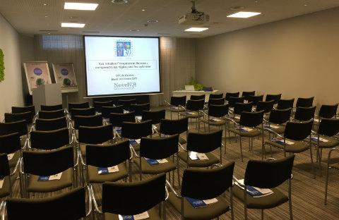 conference avec UFE Geneve