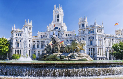 Madrid vos retraites françaises