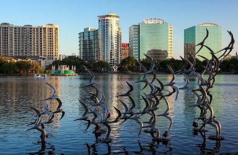retraites franco-américaines Orlando