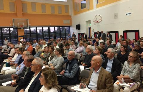 Conférence retraite à Palo Alto