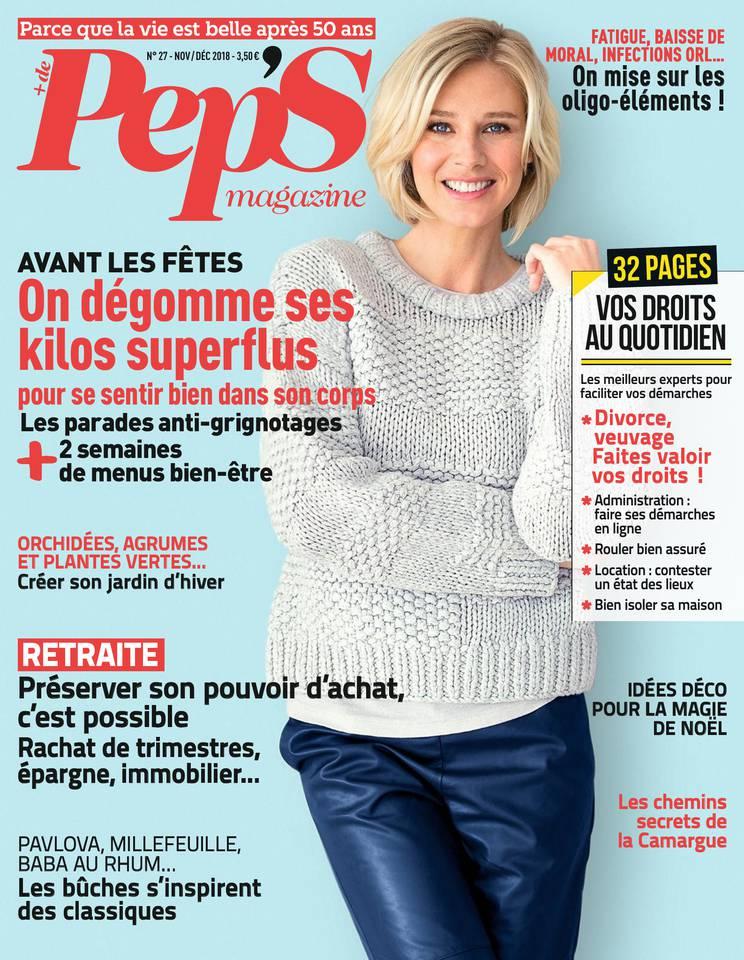 Peps Magazine Retraite et pouvoir d achat