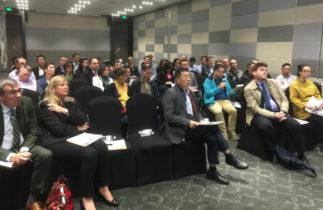 Conférence retraite de Shanghai