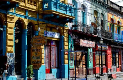 Retraite à Buenos Aires