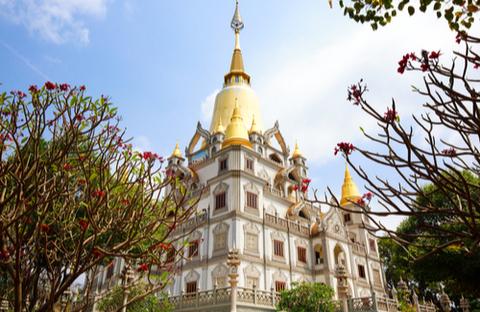 Retraites à Hô-Chi-Minh-Ville