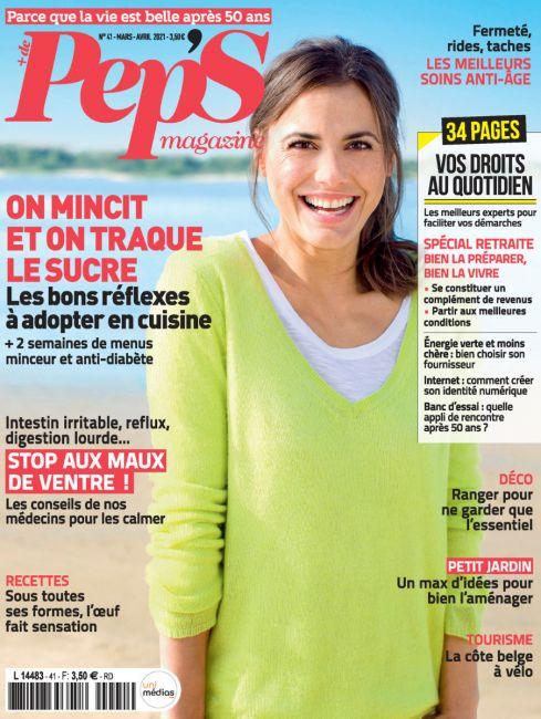 Peps Magazine retraite