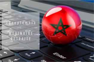 Maroc Webinaire Retraite