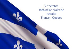 Webinaire Retraite Québec